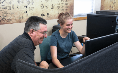 SourceOne Celebrates Rachael's UNL Academic Achievement!